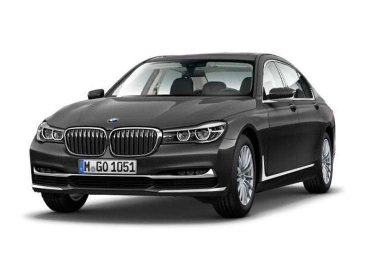 bmw 7 series 740li auto contract hire and car lease from. Black Bedroom Furniture Sets. Home Design Ideas