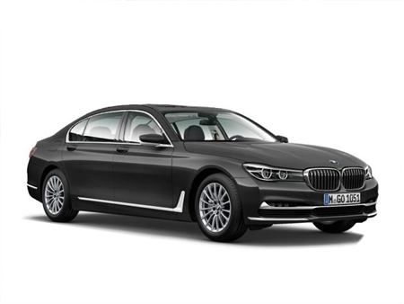 BMW 7 Series 740d xDrive Exclusive Auto