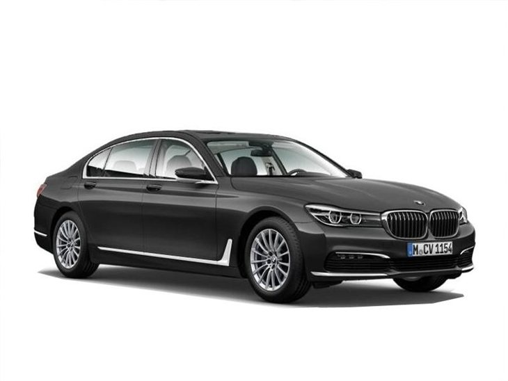 Bmw 7 Series 725ld Auto Car Leasing Nationwide Vehicle