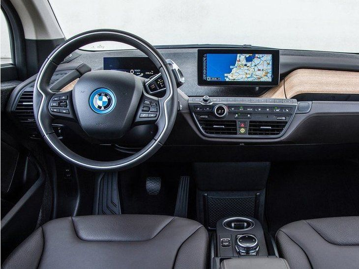 BMW i3 Grey Interior