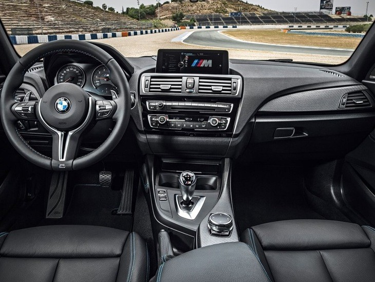 BMW M2 Coupe Interior