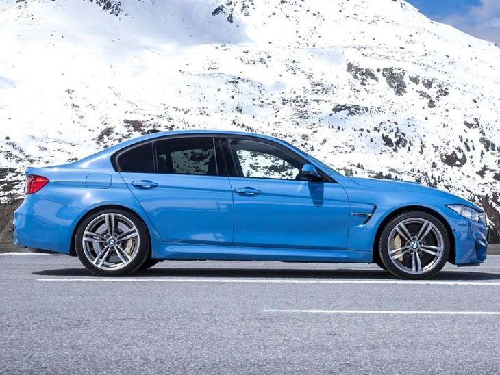 Bmw M3 Saloon M3 Car Leasing Nationwide Vehicle Contracts