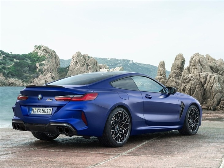Bmw M8 Coupe Competition Dct Car Leasing Nationwide