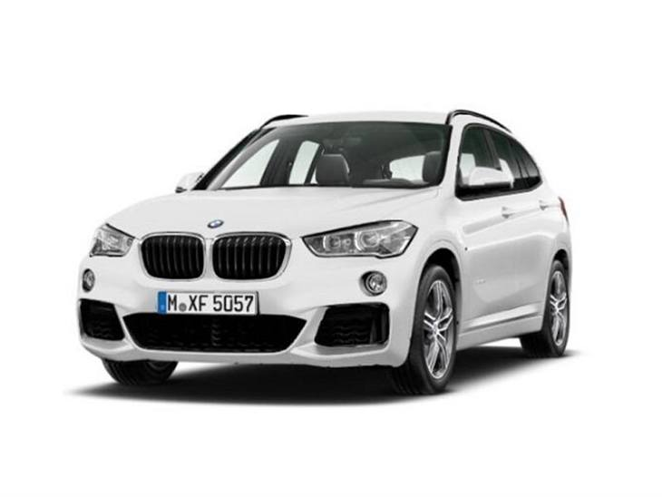 bmw x1 sdrive 18d se step auto car leasing nationwide. Black Bedroom Furniture Sets. Home Design Ideas
