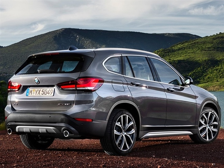 BMW X1 sDrive 18i xLine | Car Leasing | Nationwide Vehicle Contracts
