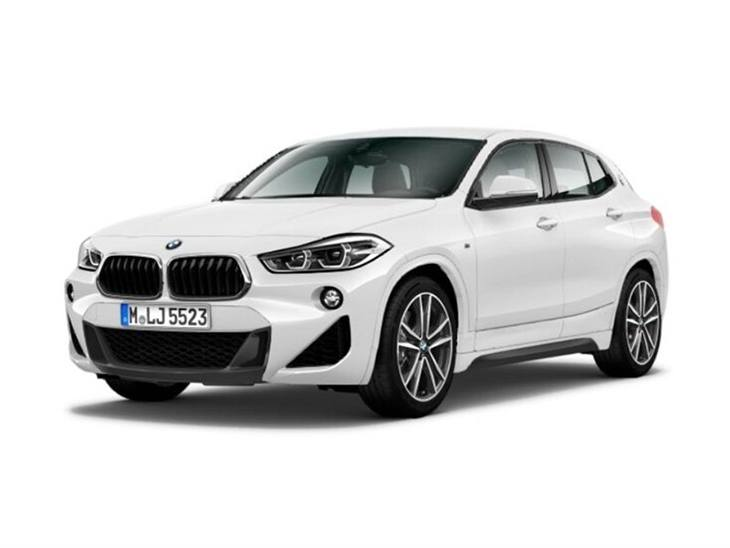 Bmw X2 Xdrive 20d M Sport Step Auto Car Leasing