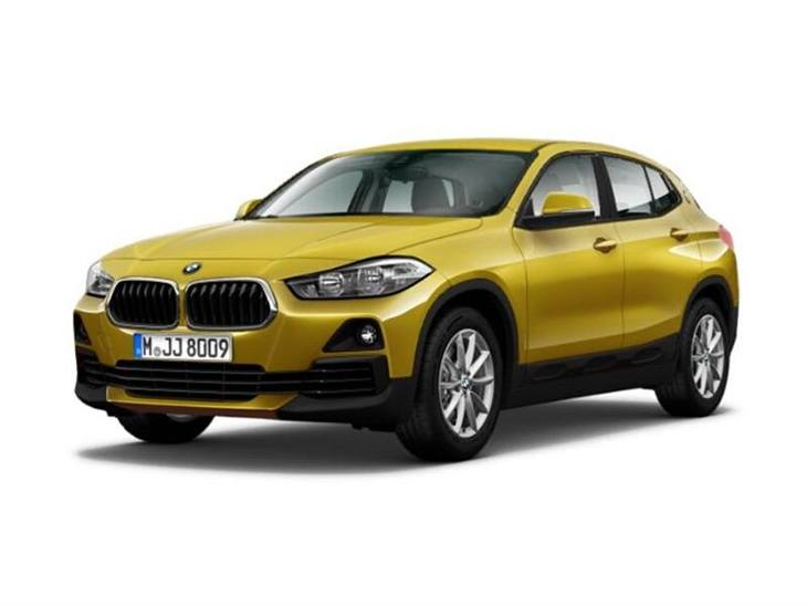 Bmw X2 Sdrive 18d Se Step Auto Car Leasing Nationwide