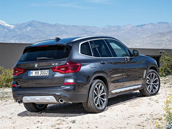 Bmw X3 Xdrive30d M Sport 5dr Step Auto Car Leasing Nationwide Vehicle Contracts