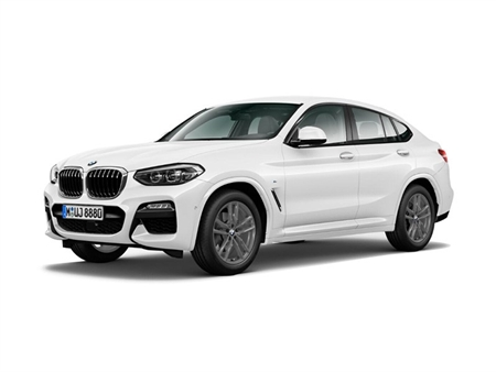 BMW X4 xDrive20d M Sport Step Auto (Tech Pack)