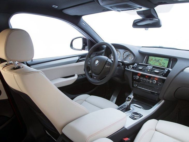 Bmw X4 Xdrive20d M Sport Step Auto Car Leasing