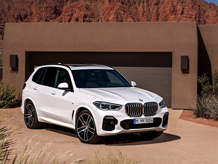 BMW X5 xDrive M50d Auto | Car Leasing | Nationwide Vehicle Contracts