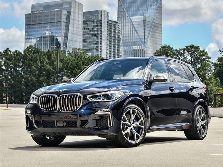 BMW X5 xDrive M50d Auto (7 Seat) | Car Leasing | Nationwide Vehicle  Contracts