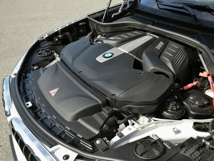 BMW X5 Engine