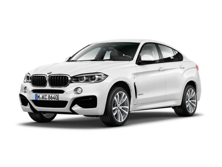 Bmw X6 Xdrive50i M Sport Step Auto Car Leasing