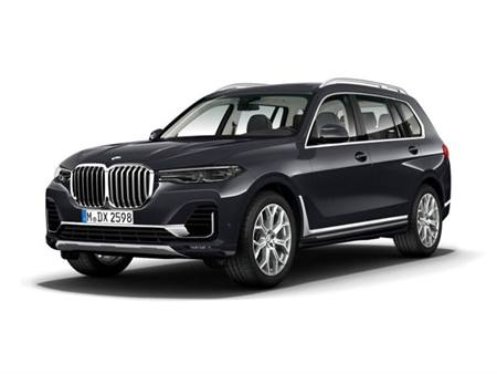 BMW X7 xDrive40d MHT Step Auto