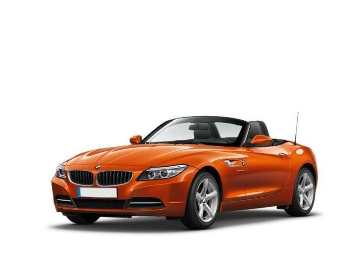 Bmw Z4 Roadster 28i Sdrive M Sport Nav Contract Hire