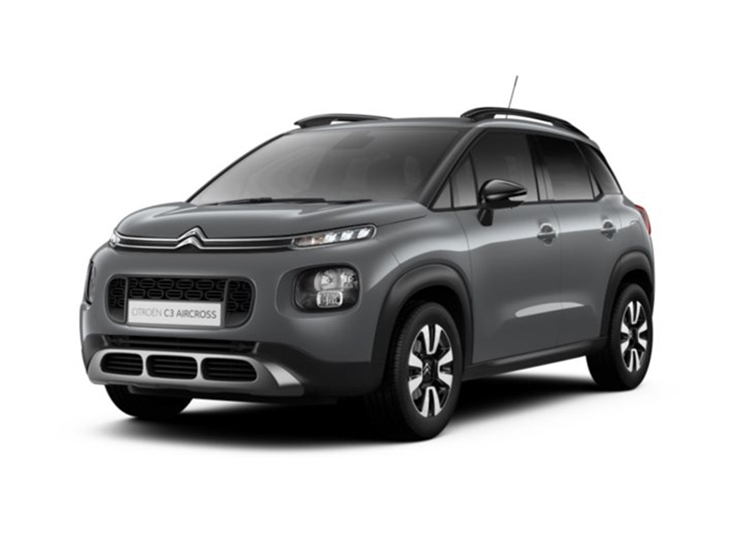 citroen c3 aircross 1 2 puretech 110 flair eat6 car leasing nationwide vehicle contracts. Black Bedroom Furniture Sets. Home Design Ideas
