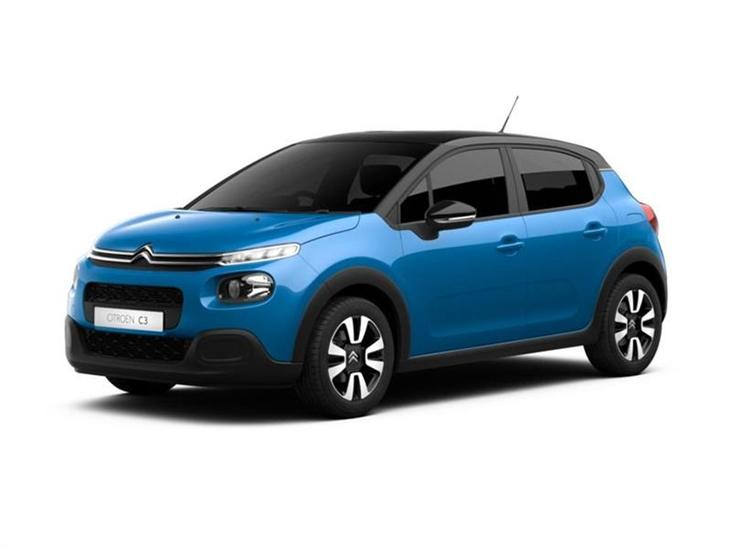 citroen c3 hatchback 1 2 puretech feel car leasing nationwide vehicle contracts. Black Bedroom Furniture Sets. Home Design Ideas