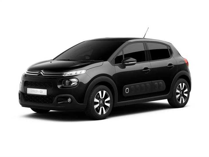 citroen c3 hatchback 1 2 puretech 82 flair car leasing nationwide vehicle contracts. Black Bedroom Furniture Sets. Home Design Ideas