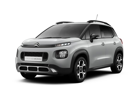 Citroen C3 Aircross 1.2 PureTech 110 Flair 6 speed *Incl. Metallic Paint*
