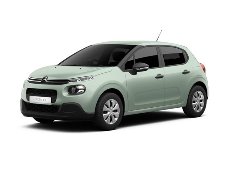 citroen c3 hatchback 1 2 puretech touch car leasing nationwide vehicle contracts. Black Bedroom Furniture Sets. Home Design Ideas