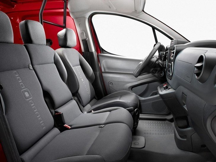Citroen Berlingo Multispace Interior 2