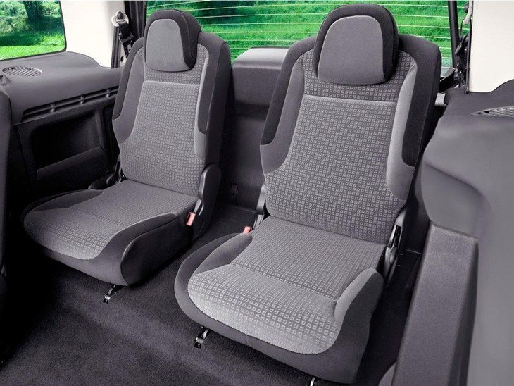Citroen Berlingo Multispace Interior 3