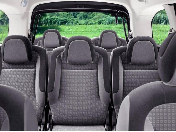 Citroen Berlingo Multispace Interior 4