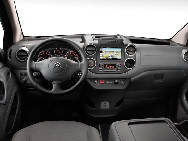 Citroen Berlingo Multispace Interior