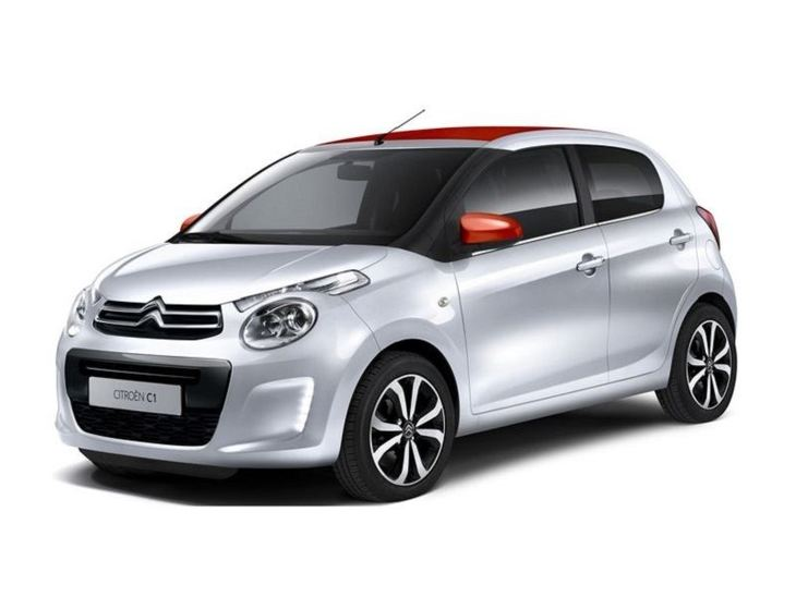 citroen c1 airscape 1 0 vti feel 5 door. Black Bedroom Furniture Sets. Home Design Ideas