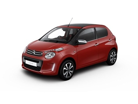 Citroen C1 Airscape 1.0 VTi 72 Urban Ride