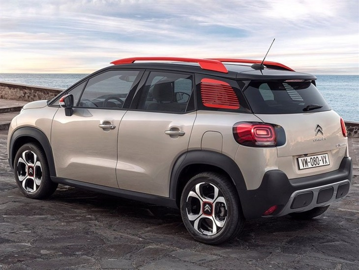 citroen c3 aircross 1 2 puretech 130 flair car leasing nationwide vehicle contracts. Black Bedroom Furniture Sets. Home Design Ideas