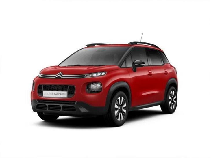 citroen c3 aircross 1 2 puretech 130 feel car leasing nationwide vehicle contracts. Black Bedroom Furniture Sets. Home Design Ideas