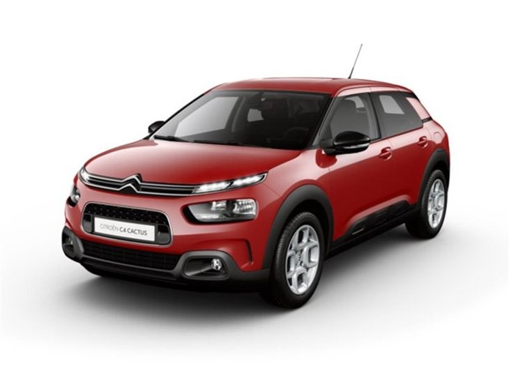 Citroen C4 Cactus 1 2 PureTech Feel (6 Speed) | Car Leasing | Nationwide  Vehicle Contracts
