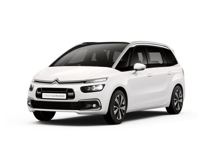 citroen grand c4 picasso 1 6 bluehdi feel 7 seat car leasing nationwide vehicle contracts. Black Bedroom Furniture Sets. Home Design Ideas