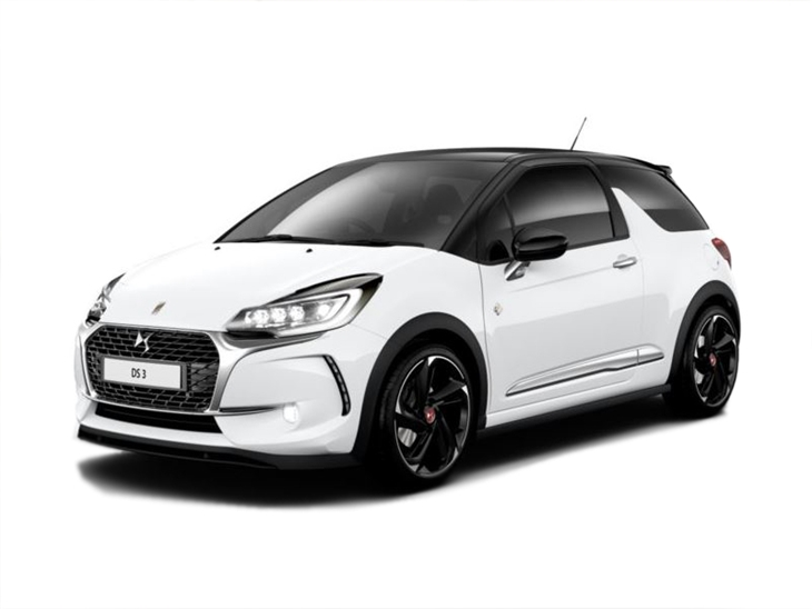 citroen ds3 1 6 bluehdi performance line car leasing nationwide vehicle contracts. Black Bedroom Furniture Sets. Home Design Ideas