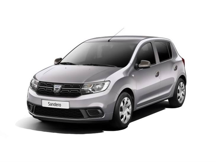dacia sandero 1 0 sce ambiance car leasing nationwide vehicle contracts. Black Bedroom Furniture Sets. Home Design Ideas