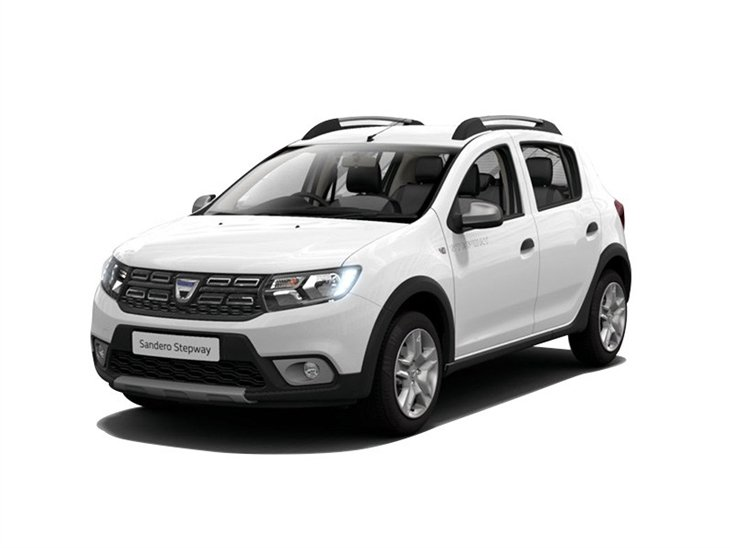 dacia sandero stepway 1 0 sce essential car leasing nationwide vehicle contracts. Black Bedroom Furniture Sets. Home Design Ideas