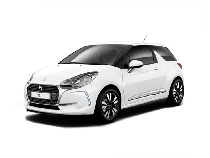 citroen ds3 1 2 puretech 82 connected chic car leasing. Black Bedroom Furniture Sets. Home Design Ideas