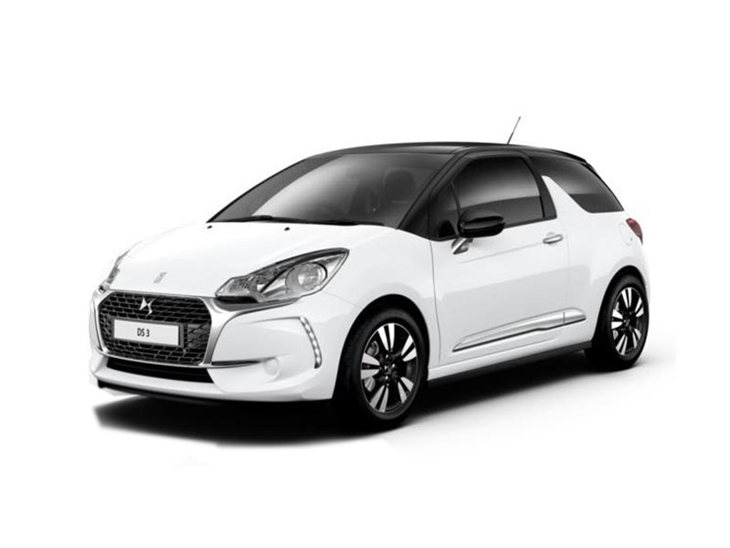 citroen ds3 1 2 puretech 82 chic car leasing nationwide vehicle contracts. Black Bedroom Furniture Sets. Home Design Ideas