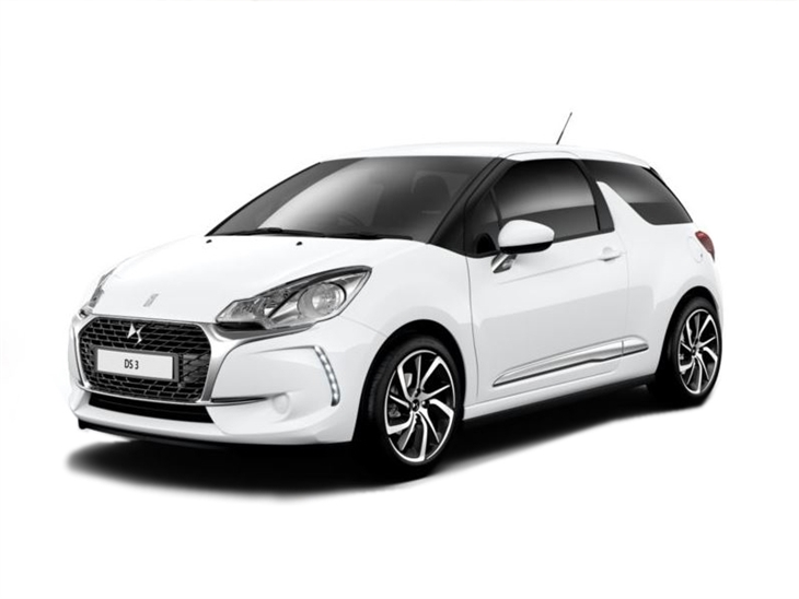 citroen ds3 1 2 puretech 82 connected chic car leasing nationwide vehicle contracts. Black Bedroom Furniture Sets. Home Design Ideas
