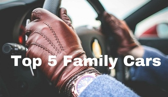 Top 5 Family Hatchbacks