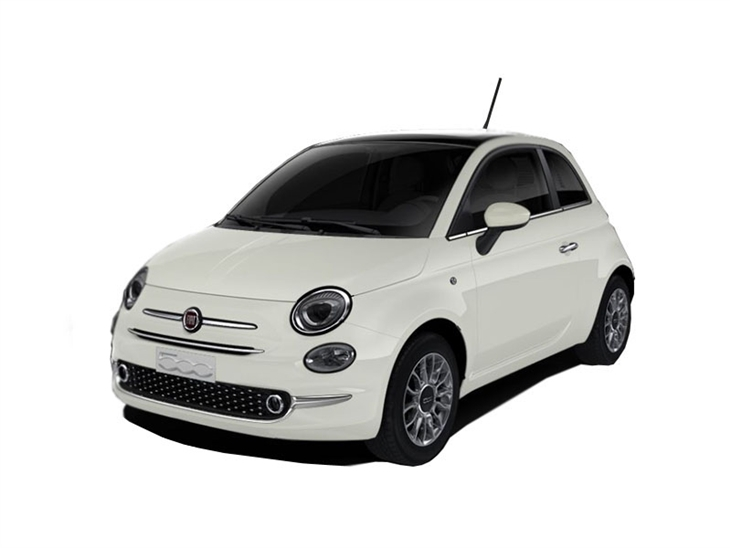 fiat 500 1 2 lounge dualogic car leasing nationwide vehicle contracts. Black Bedroom Furniture Sets. Home Design Ideas