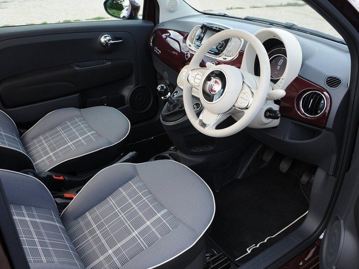 Fiat 500 1 2 S Car Leasing Nationwide Vehicle Contracts