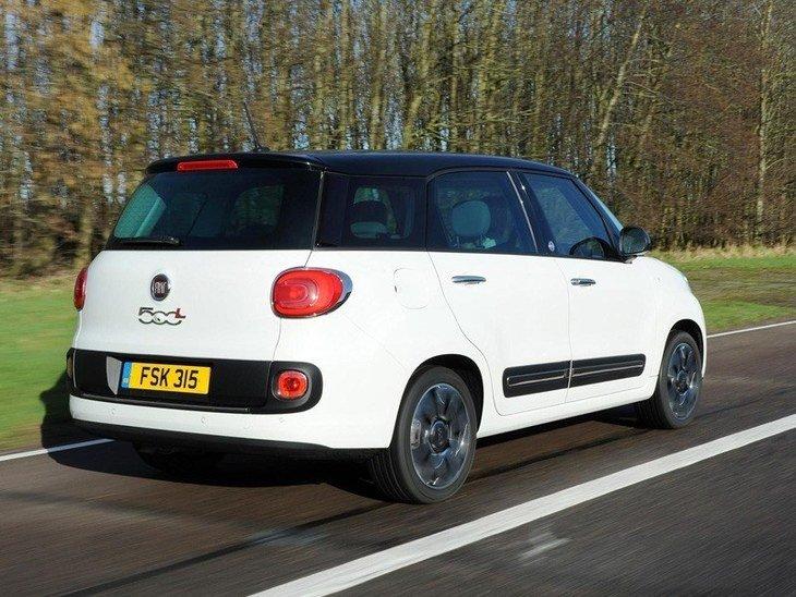 Fiat 500l Mpw 1 3 Multijet 95 Pop Star 7 Seat Car