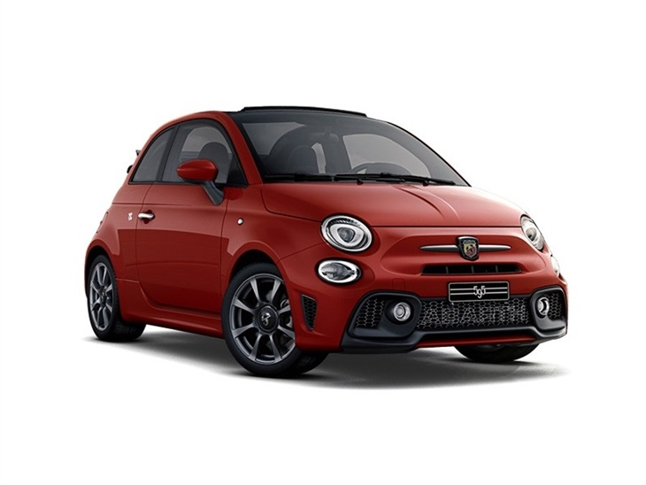 Fiat Abarth 595C Convertible