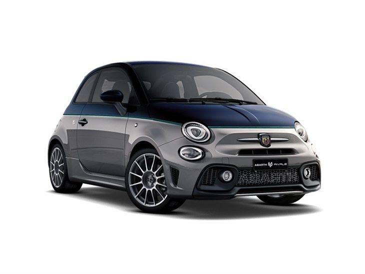 Abarth 695 Hatchback 1 4 T-Jet 180 Rivale   Car Leasing   Nationwide  Vehicle Contracts