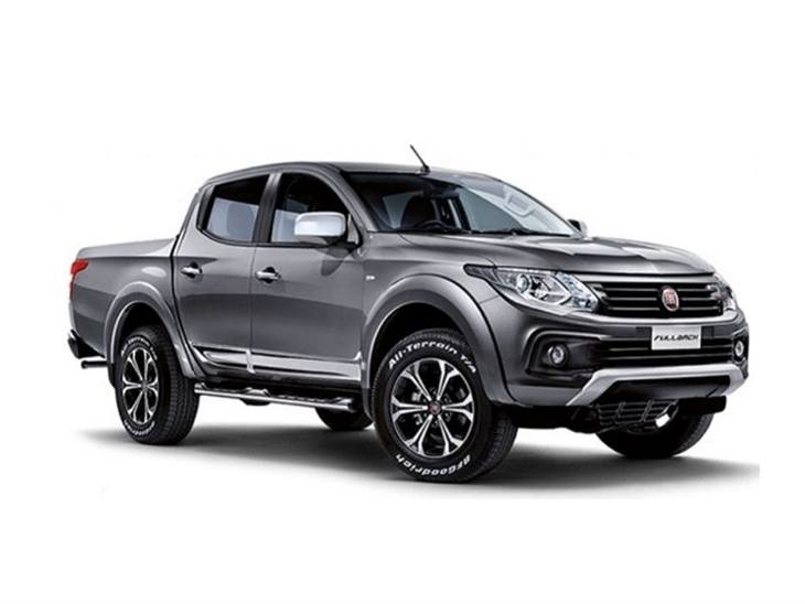 fiat fullback 2 4 180hp lx double cab pick up auto van leasing nationwide vehicle contracts. Black Bedroom Furniture Sets. Home Design Ideas