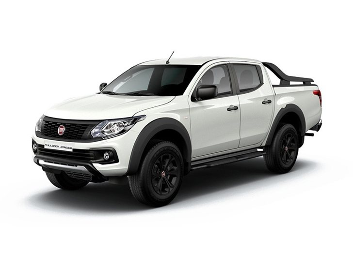 fiat fullback 2 4 180hp cross double cab pick up auto special edition van leasing nationwide. Black Bedroom Furniture Sets. Home Design Ideas