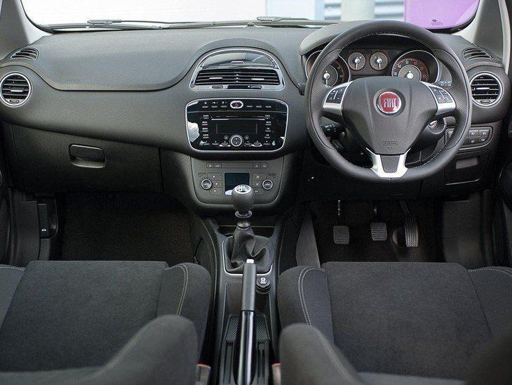 Fiat Punto 1.2 Pop+ 5 Door | Car Leasing | Nationwide Vehicle Contracts
